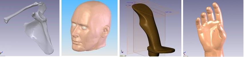 ứng dụng nổi bật của scan to 3D được ứng dụng rộng rãi