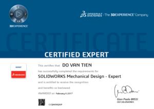 SolidWorks Expert
