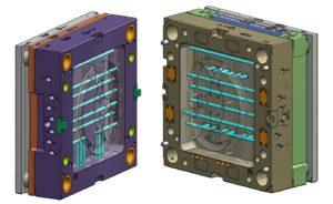 Chương trình thi chứng chỉ quốc tế SOLIDWORKS về thiết kế khuôn CSWPA-Mold Making