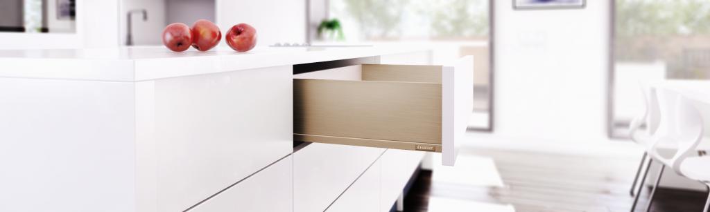Sản xuất phụ kiện nội thất rút ngắn 30% thời gian với SOLIDWORKS
