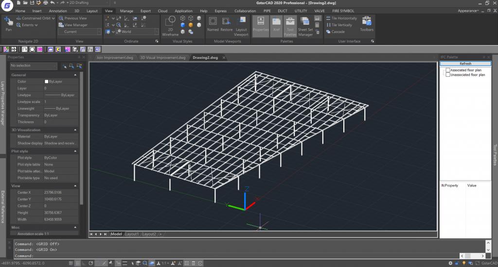 GstarCAD 2020 – Phần mềm CAD mang đến trải nghiệm thiết kế tuyệt vời
