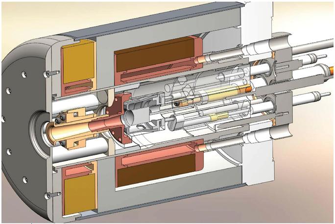 Thiết kế máy gia tốc hạt bằng phần mềm SOLIDWORKS